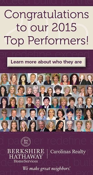 Celebrate Our Top Performing Agents - 2015