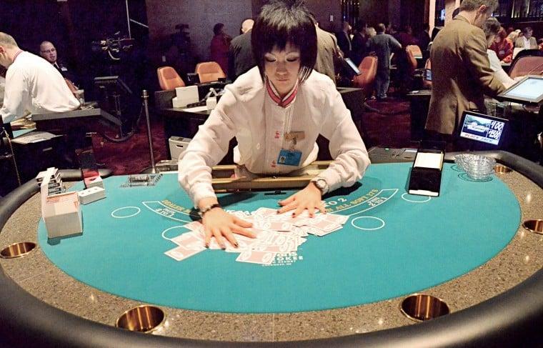 cherokee gambling