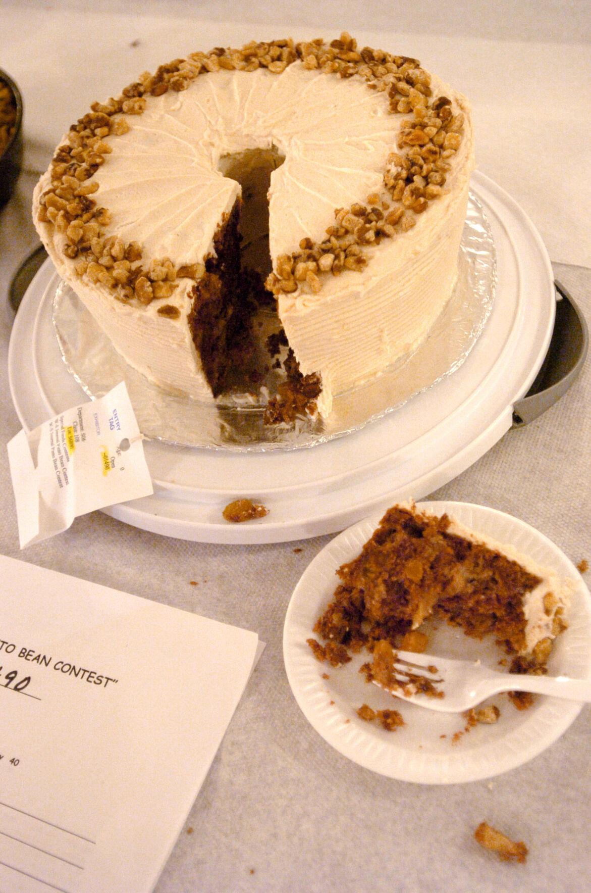 PINTO BEAN POUND CAKE