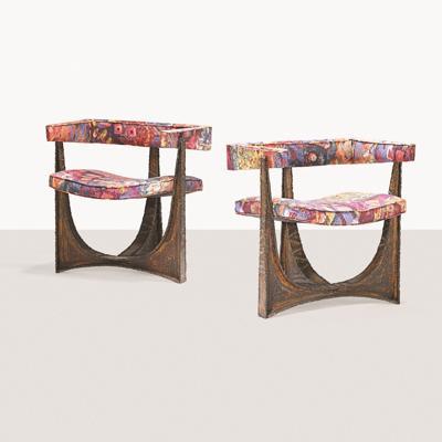 Paul Evans chairs