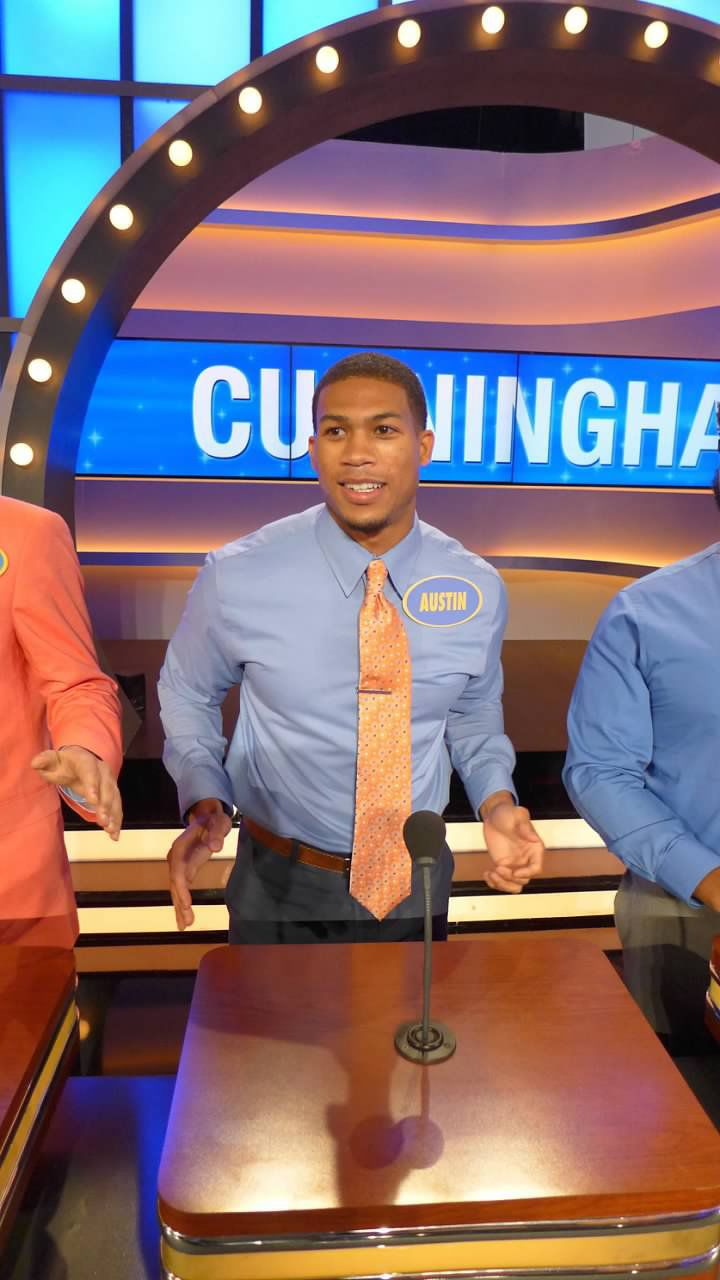 WSSU student gets second shot on 'Family Feud' | Arts | journalnow com