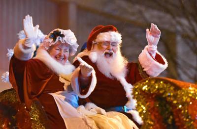 Winston-Salem Jaycees Holiday Parade