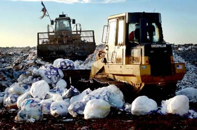 Tab for garbage pickup may go up