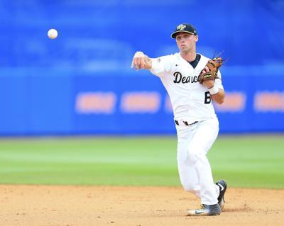 NCAA Wake Forest Florida Baseball