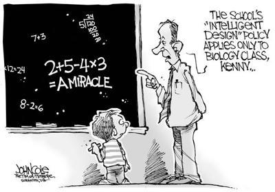 why teach creationism in schools