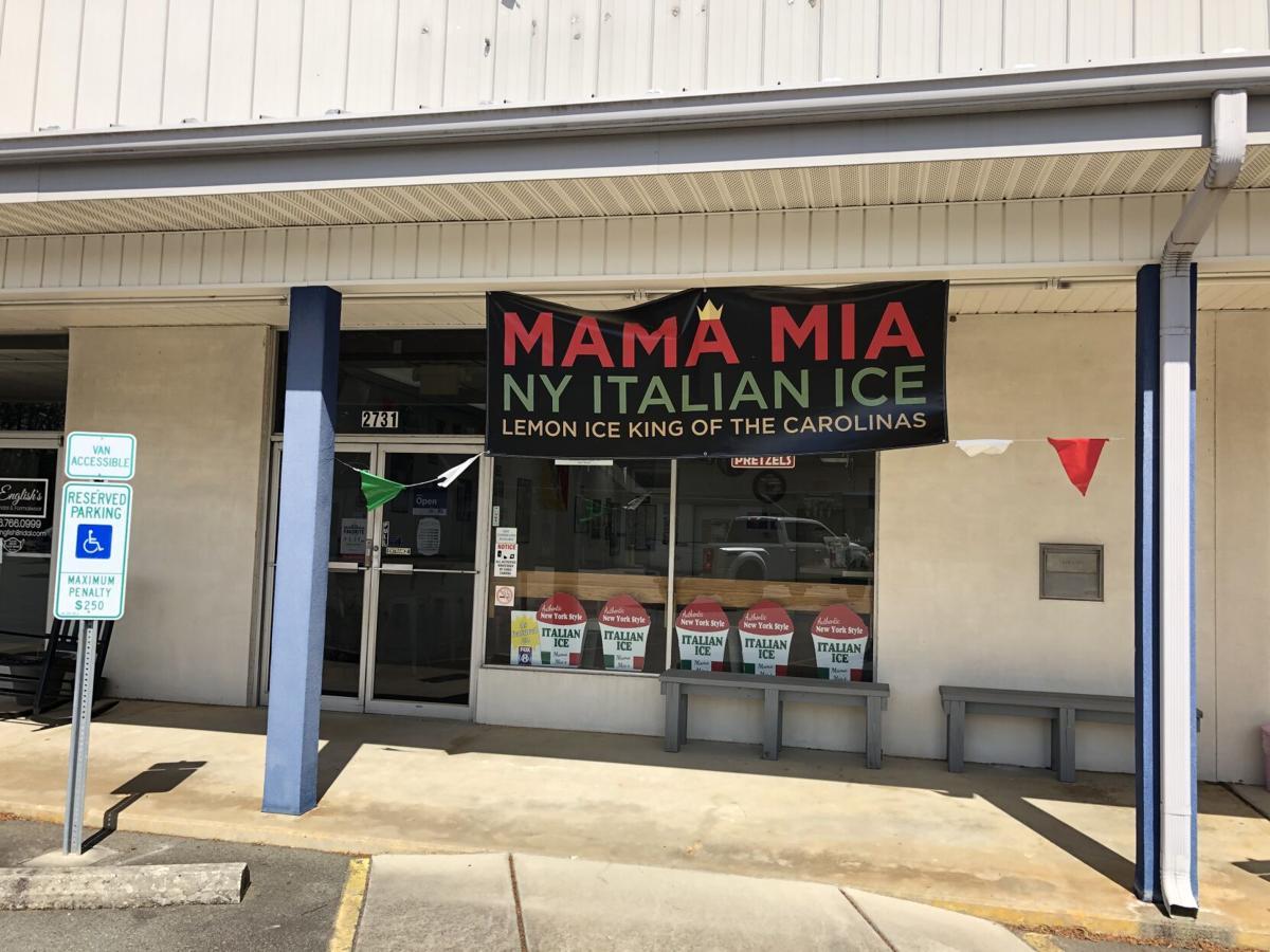 Mama Mia Italian Ice