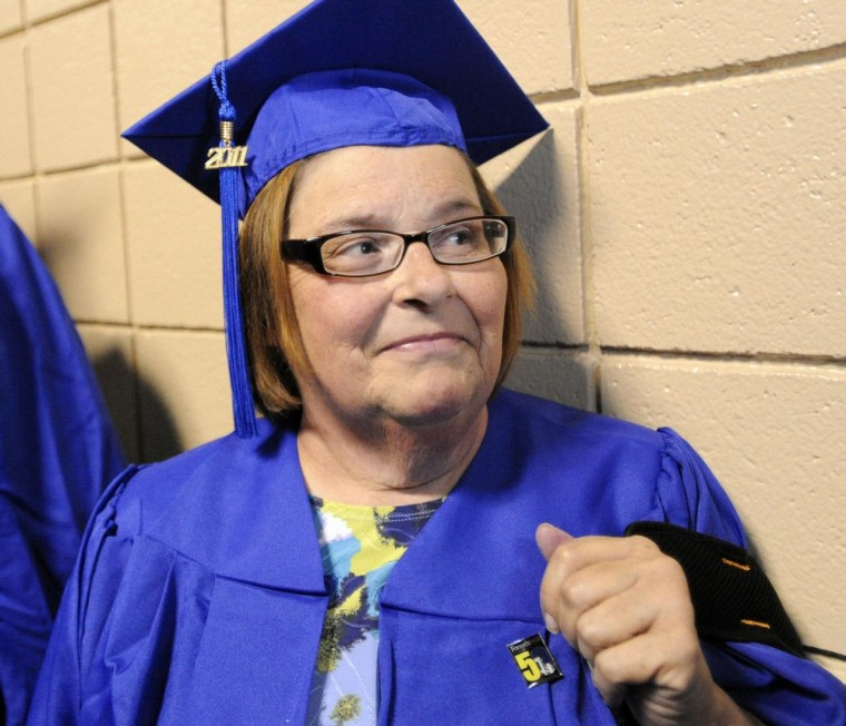 Obama S Favorite Forsyth Tech Student Joins Others In Graduation Local News Journalnow Com