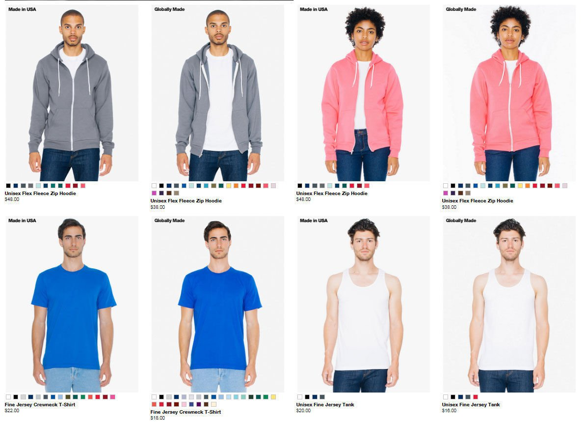 We provide an extensive list of clothing stores, in a variety of categories, all in an easy to use format. Our site offers one of the largest lists of mainstream apparel .