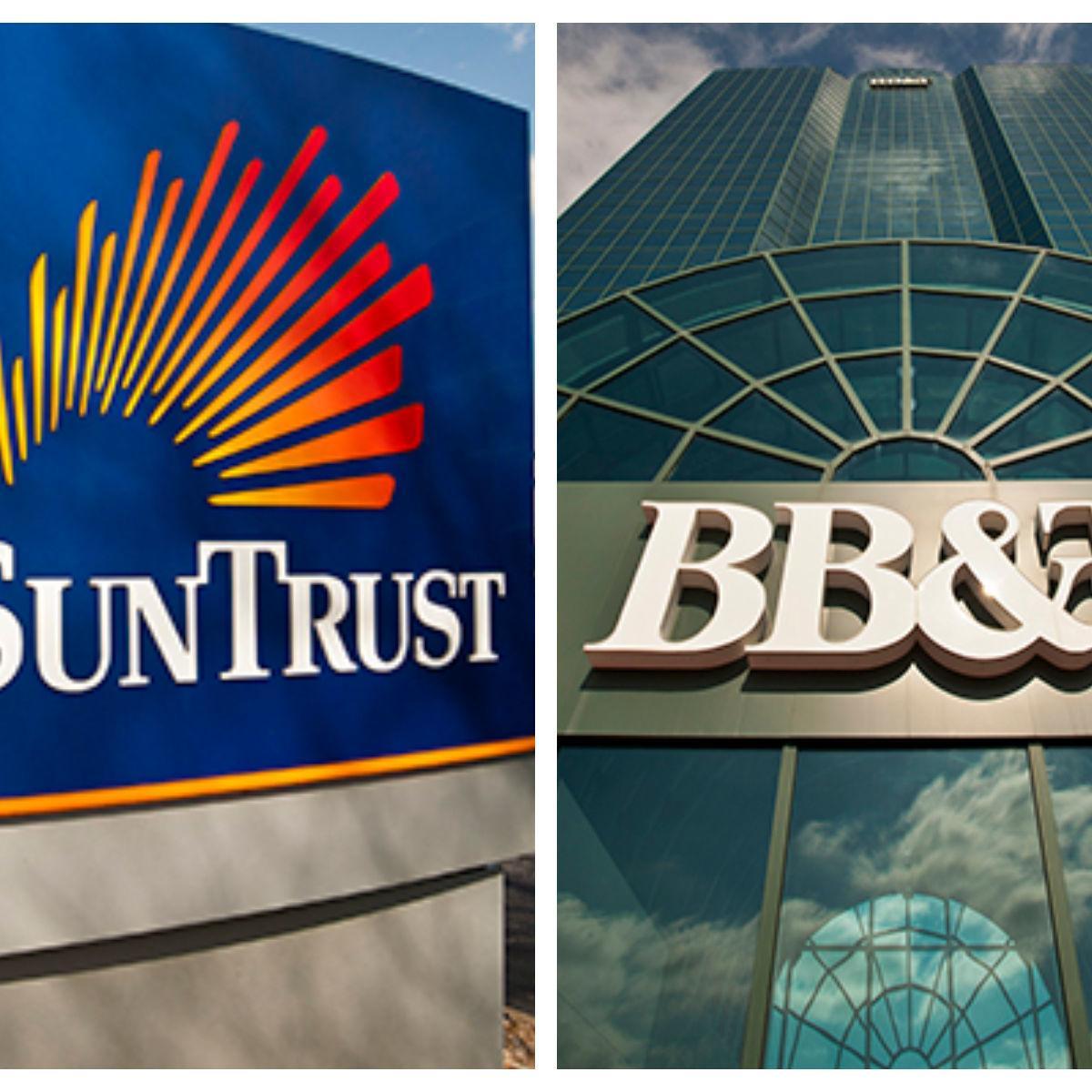 The name Truist sparks lawsuit against BB&T, SunTrust