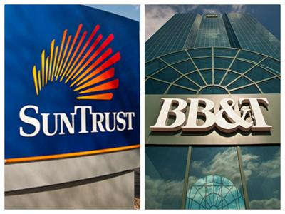 BB&T and SunTrust