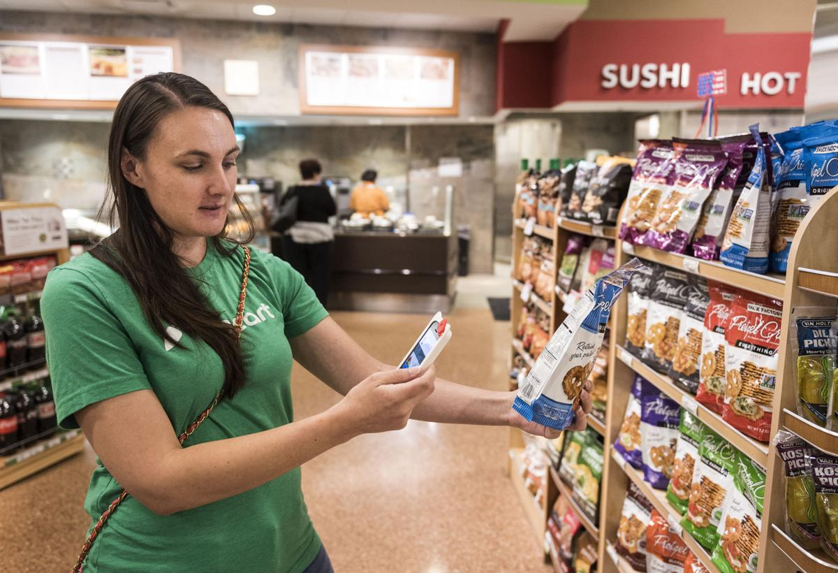 Local grocery stores hope to establish home delivery patterns ahead