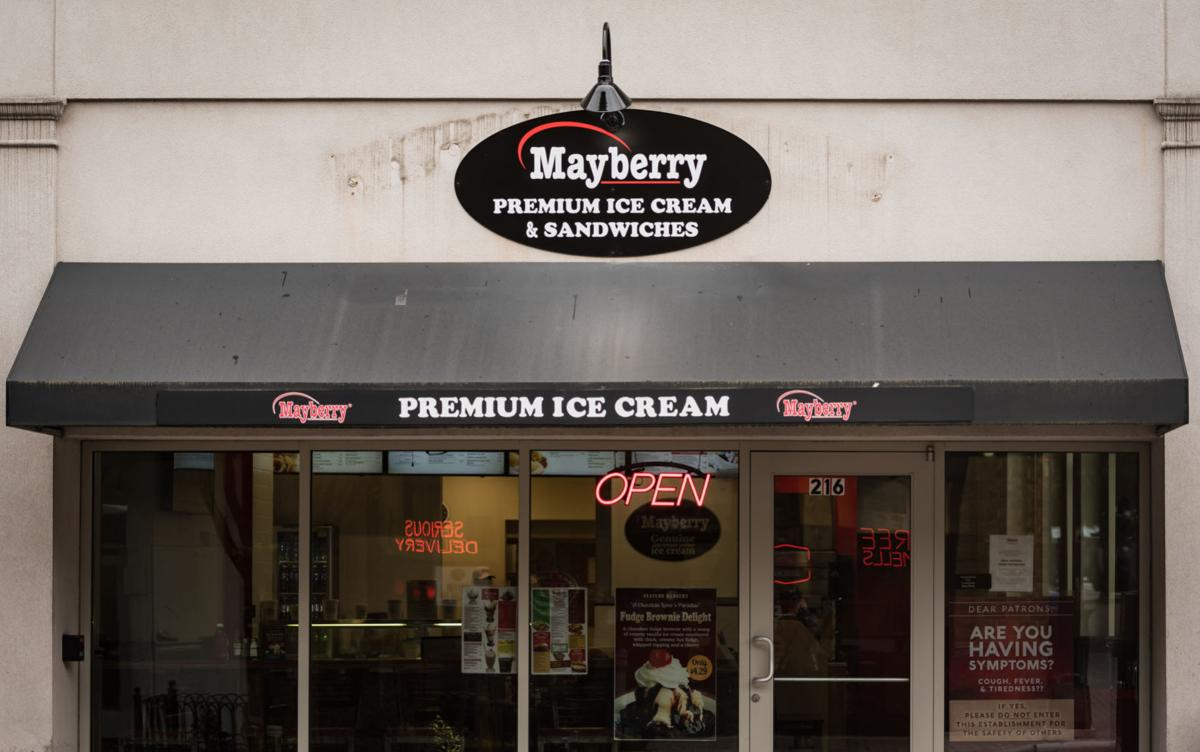 Mayberry on Fourth Street
