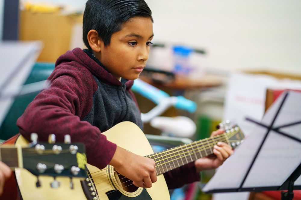 Music 101 Salvation Armys Music Academy School Journalnowcom