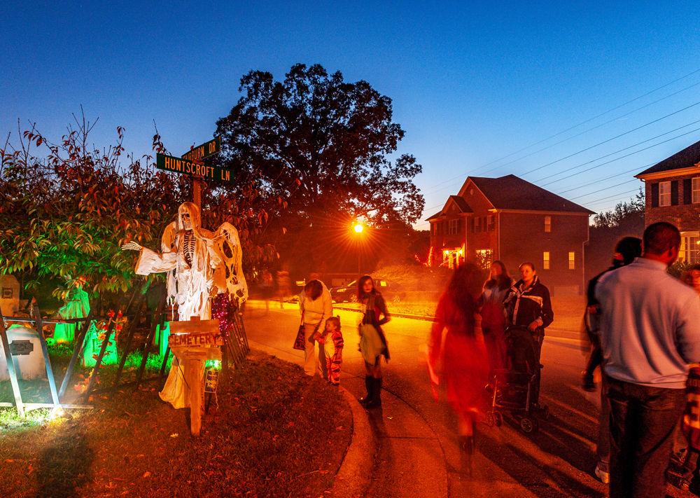 Halloween 2020 Things To Do Winston Salem HAUNTS CROFT: Halloween in Huntscroft   Winston Salem Monthly