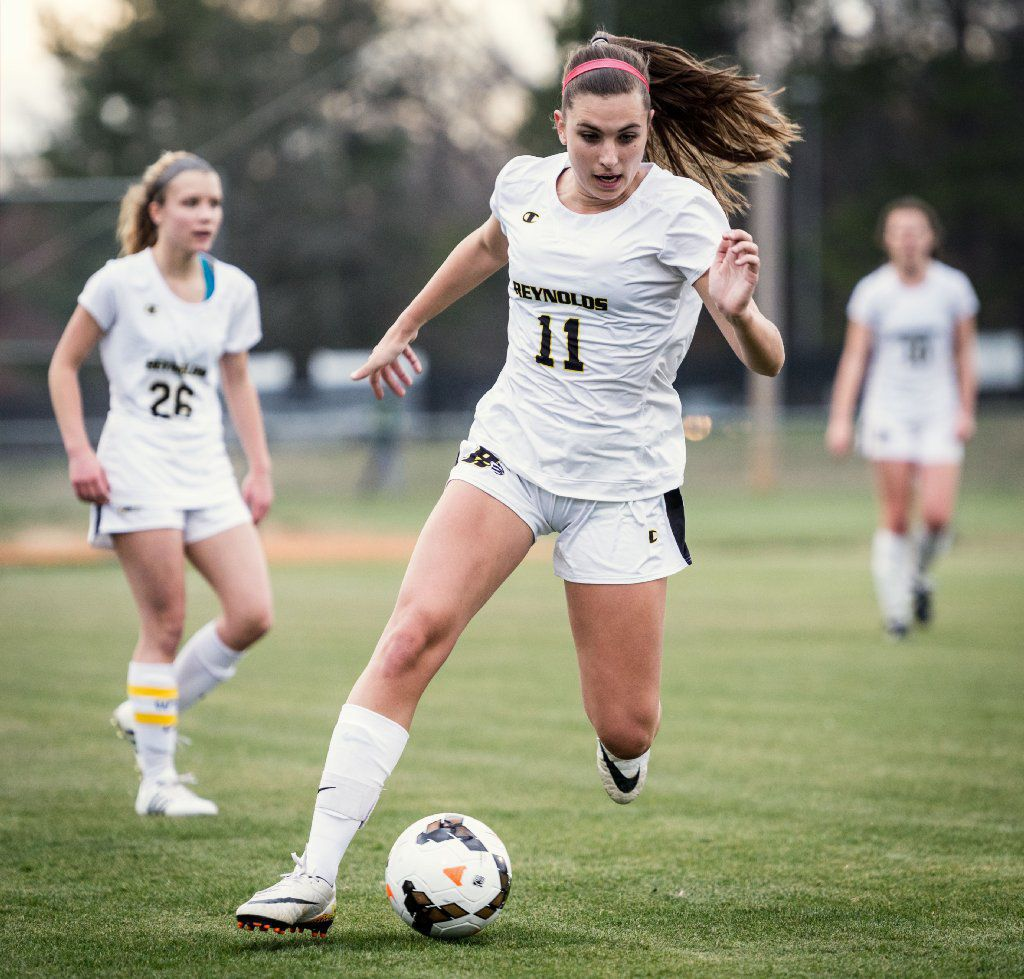 Deacs Hold Annual Women's Football Camp - Wake Forest ... |Wake Forest Womens Soccer Camp