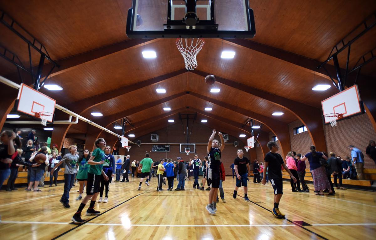 Courtney gymnasium