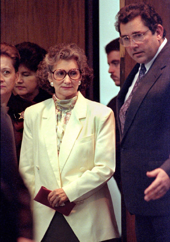 Shirley Washington
