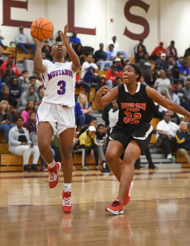 Parkland WS Prep girls basketball (copy)