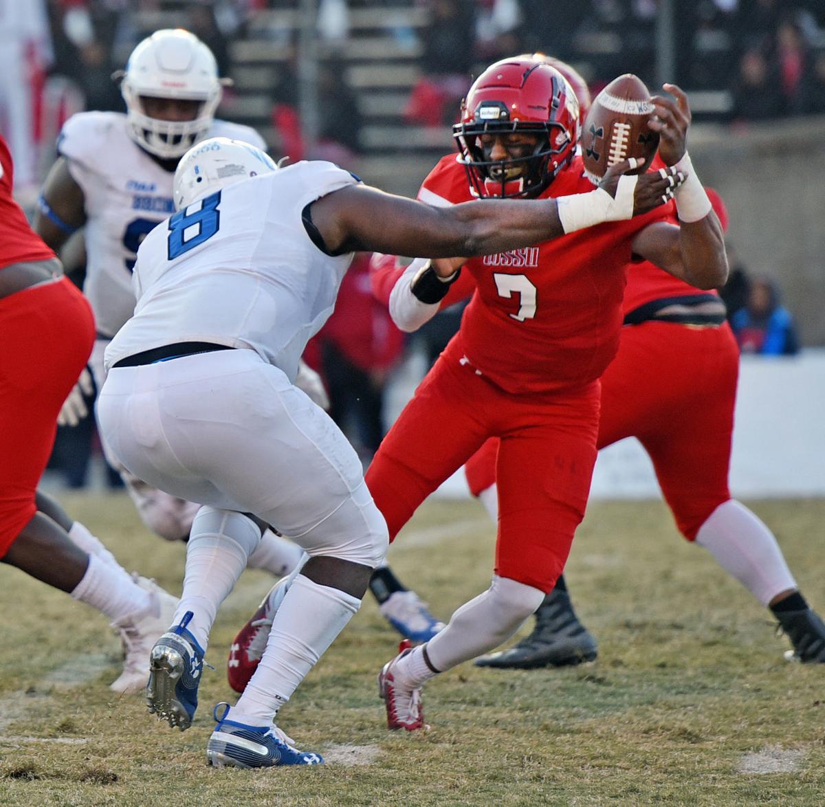 WSSU Fayetteville State football