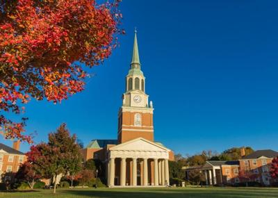 Wake Forest University Wait Chapel