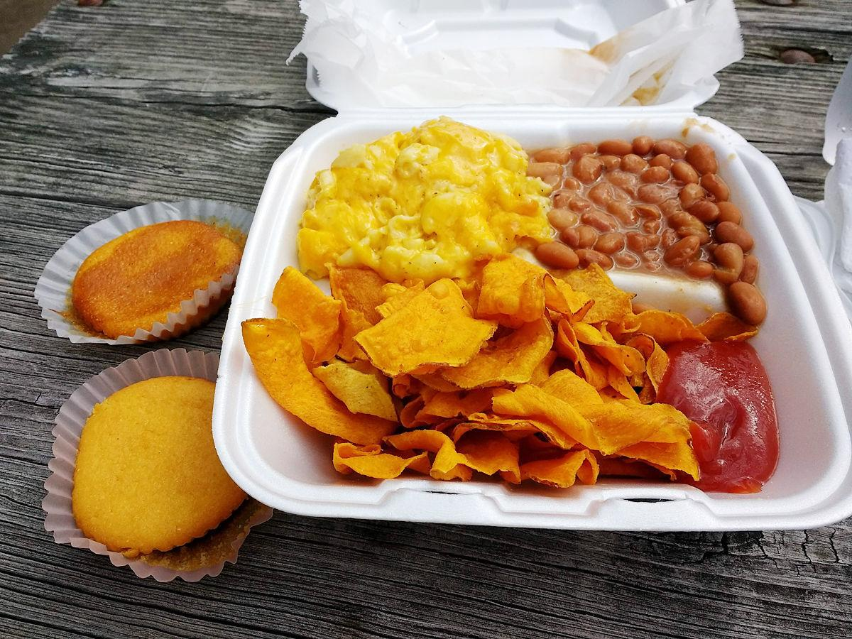 What Can Vegetarians Eat At The Dixie Classic Fair This Year