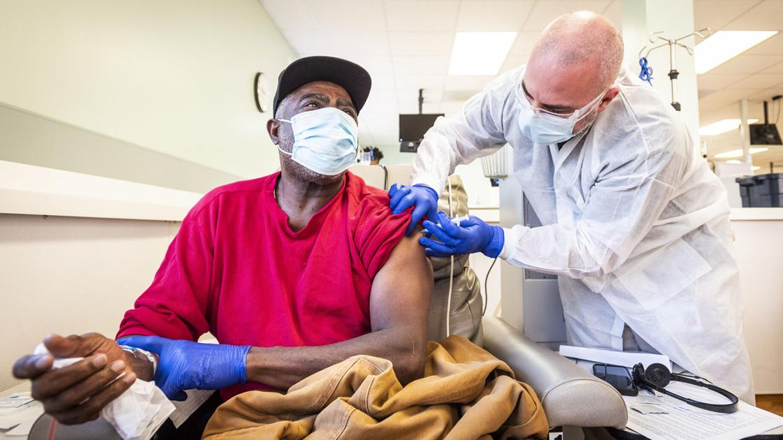COVID-19 cases remain on the rise in Forsyth, N.C.