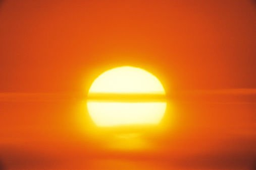 Weather service issues warning about heat this week