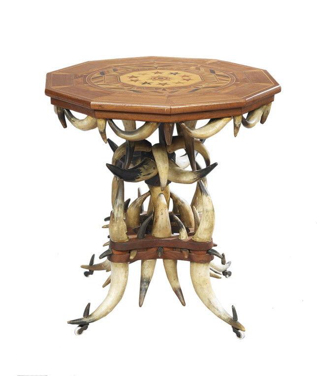 kovels horn furniture popular in 1800s advice journalnow com rh journalnow com