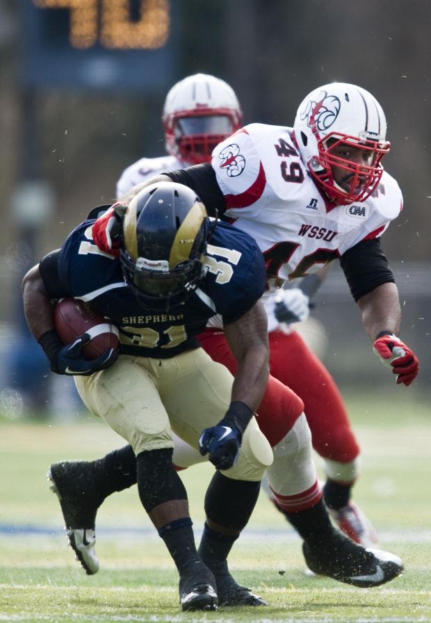 FOOTBALL: College - Winston-Salem State v Shepherd