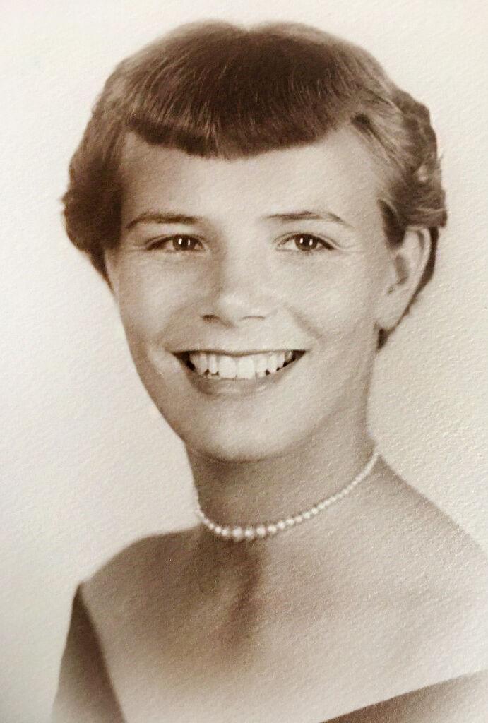 """Hughes, Elizabeth """"Yvonne"""" Lankford"""
