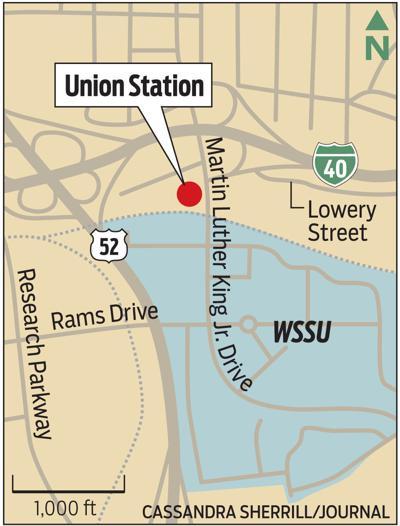 MAP: Union Station