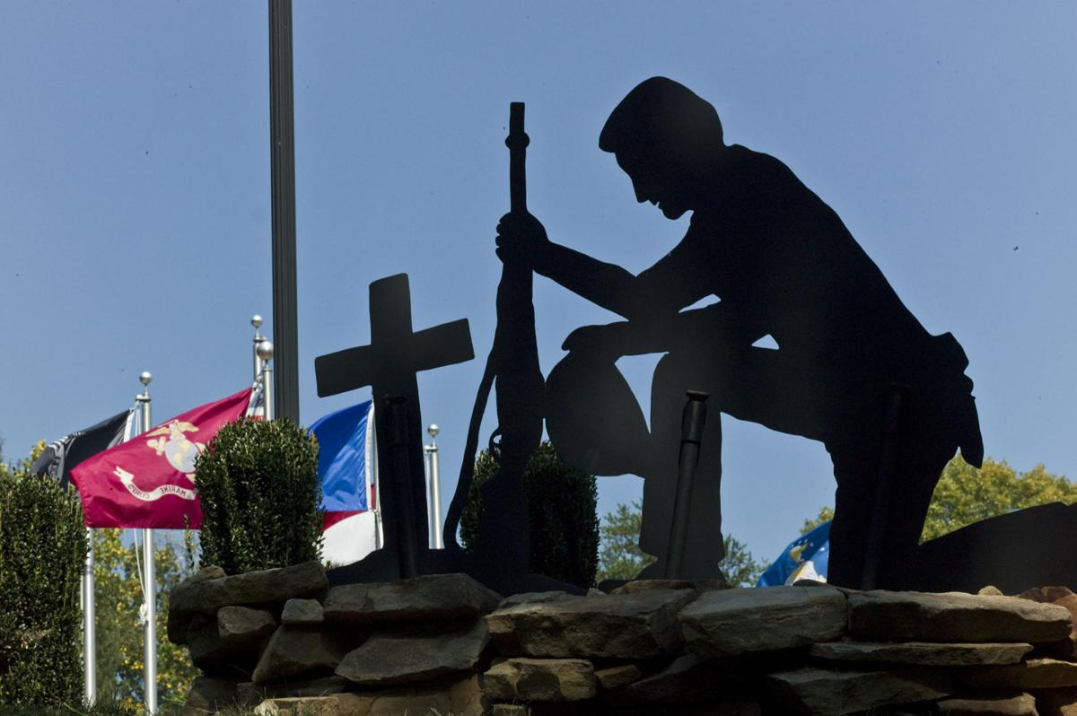 king approves design for new kneeling soldier statue local news
