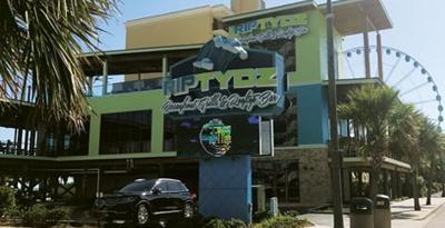 Riptydz In Myrtle Beach S C