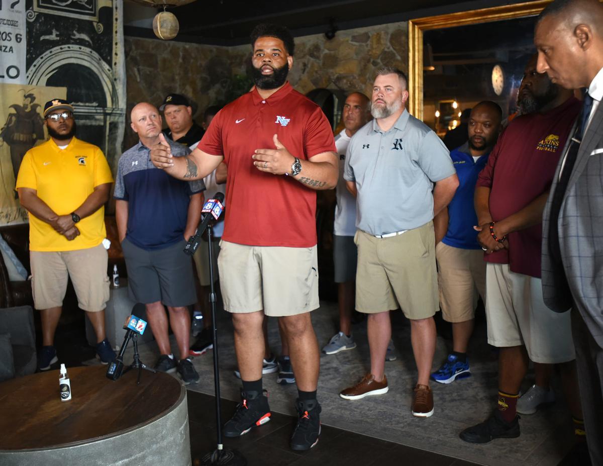 High School Football Coaches racial issues