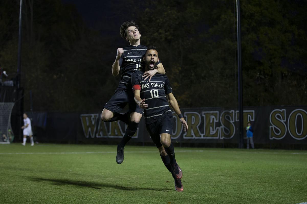 Maryland Wake Forest Men's Soccer