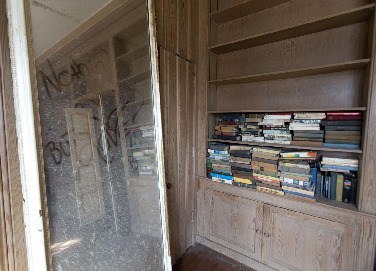 A peek inside Greensboro's historic Julian Price home