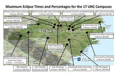 The Syllabus Unc Schools And The Eclipse Internet Journalnow Com