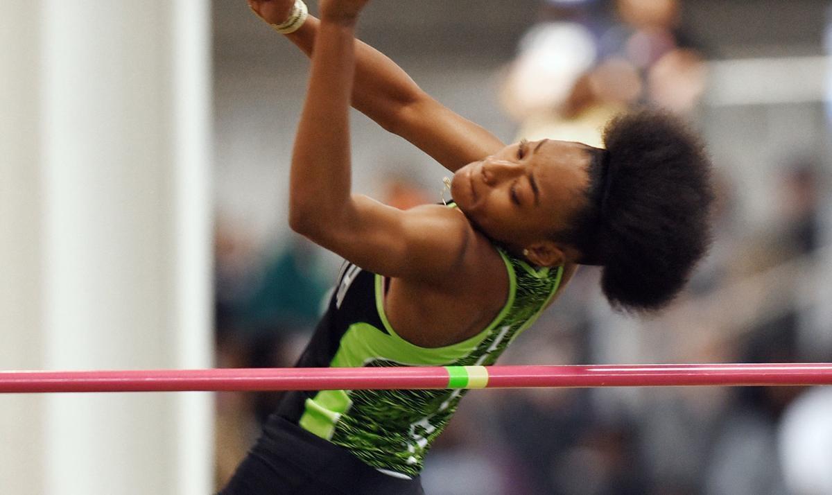 NCHSAA 4A Indoor Track State Championship (copy)