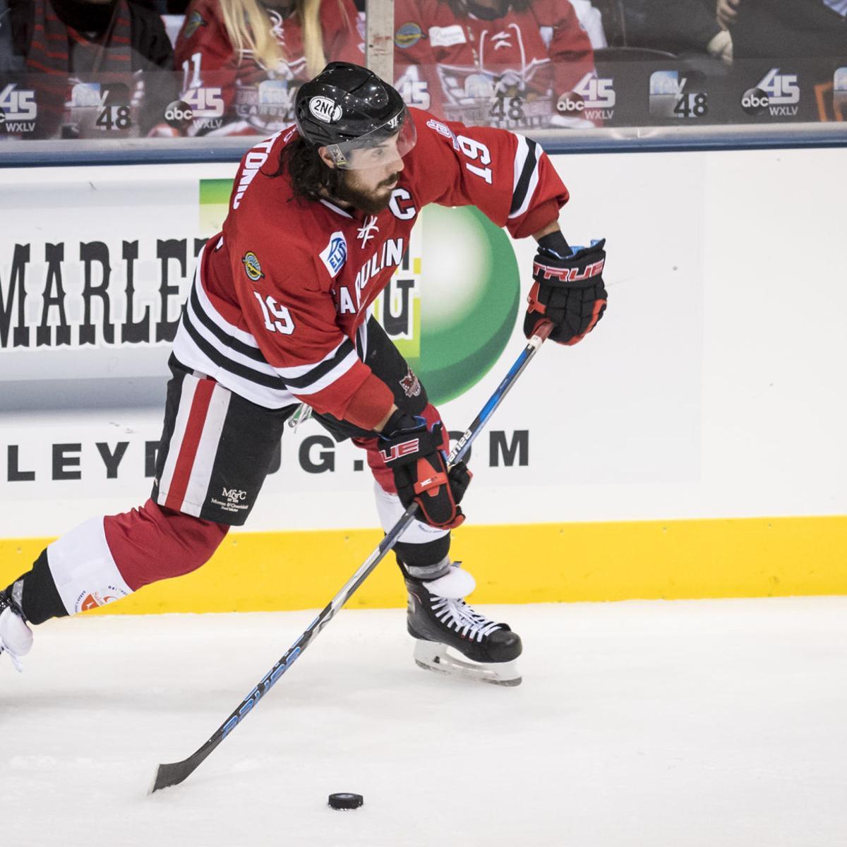 Thunderbirds Earn Eight Awards From Federal Hockey League Carolina