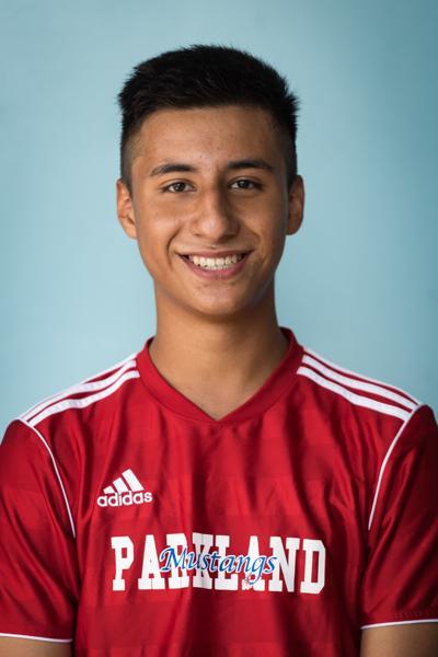 HSX Parkland Soccer Elver Mata-Gutierrez