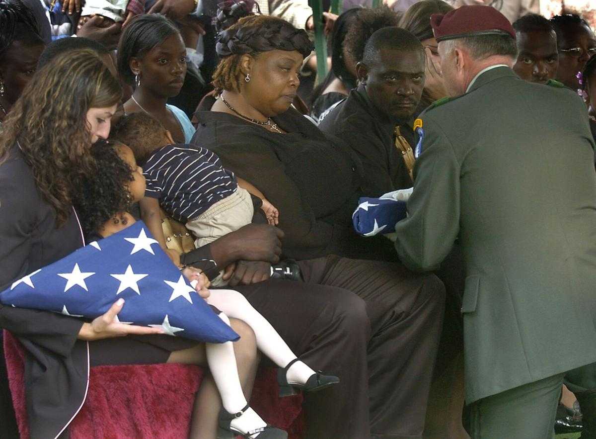 RUTH FUNERAL