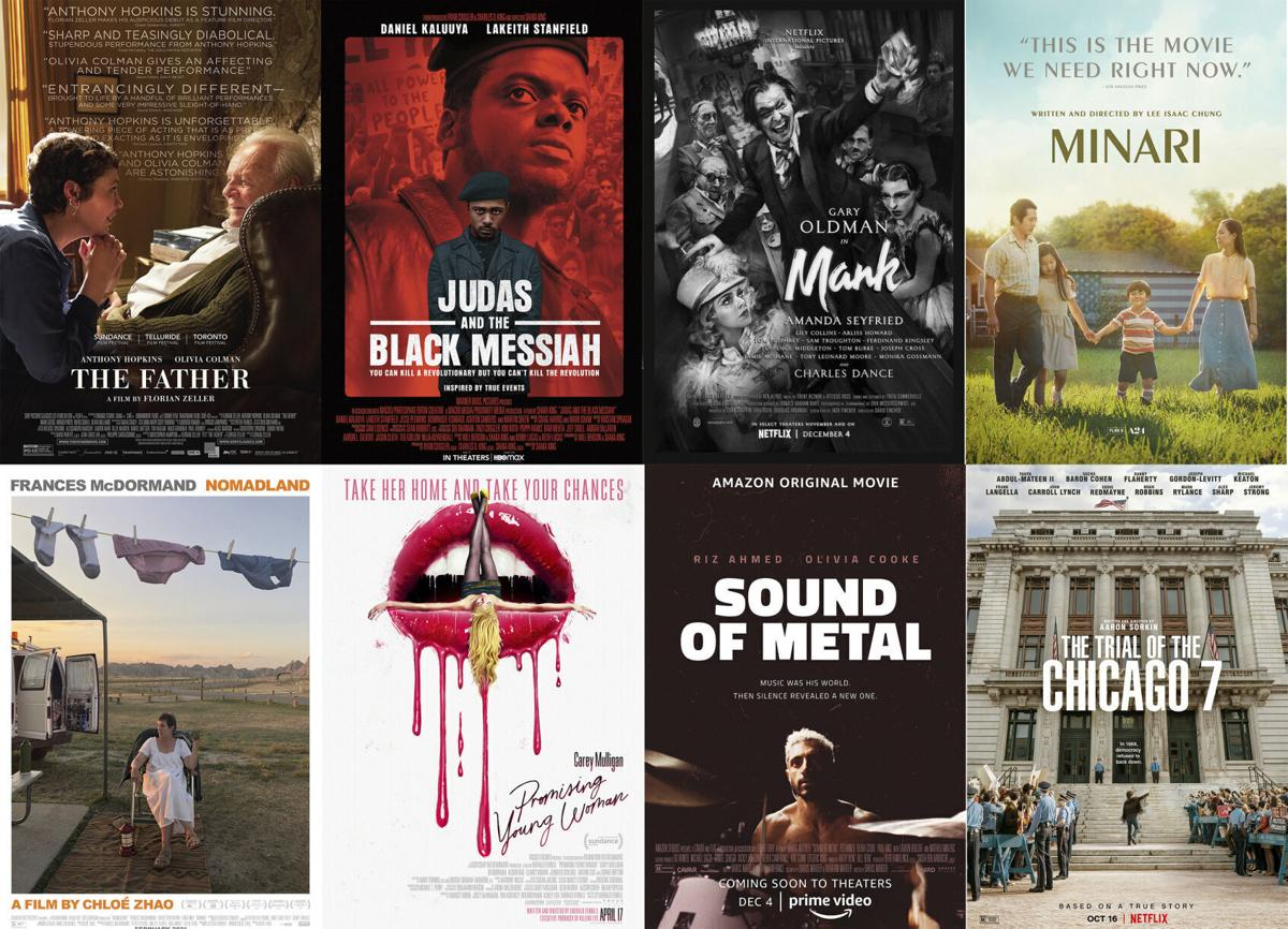 8 snapshot reviews of the 2021 Oscar nominees for best ...