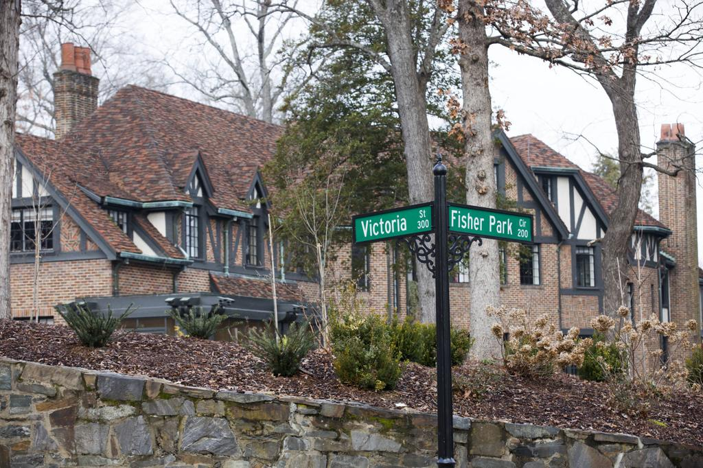 Greensboro's Julian Price house makes another appearance on