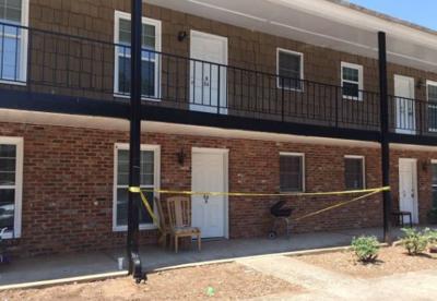 Human remains found near apartment 071817