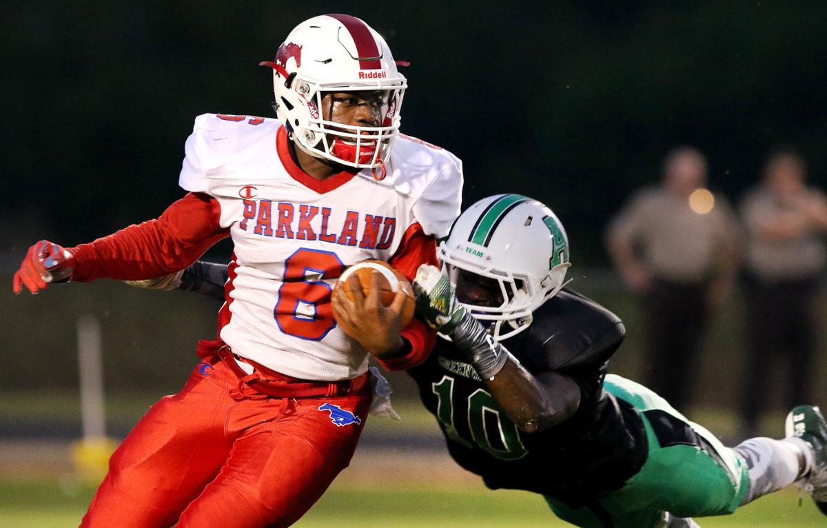 Parkland still rolling with win over Ashbrook | High School
