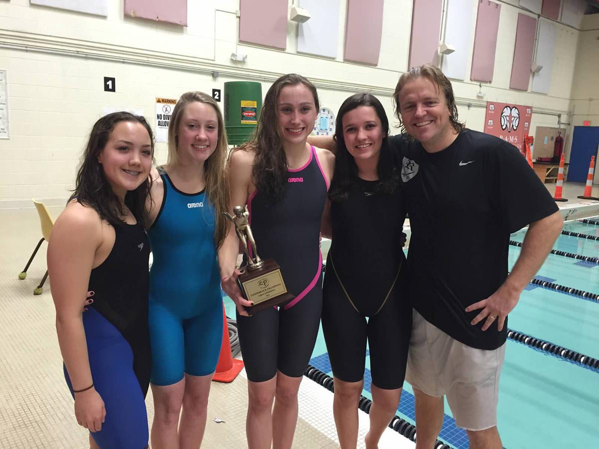Reagan Girls Swim Team Puts Time In Now For January Swimming