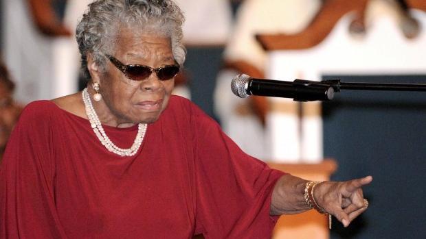 Angelou kicks off Juneteenth festival