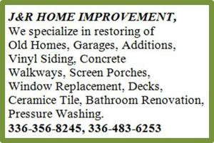 J&R Home Improvements