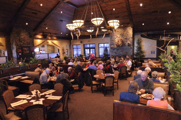 Eating Out Is Becoming A New Thanksgiving Tradition Local News
