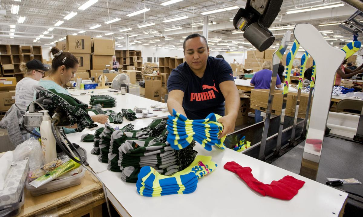 Sock merger gives Davie company bigger pairing in athletic